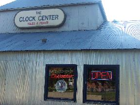 Click Here for Directions to The Clock Center